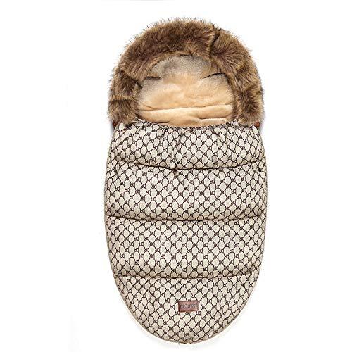 $96.69 Target Infant Car Seats HBK Baby Sleeping Bag Stroller Accessories Sleeping Sackwindproof Newborn Stroller Bag Baby Stroller Footmuff Baby Sleeping Bag 2019