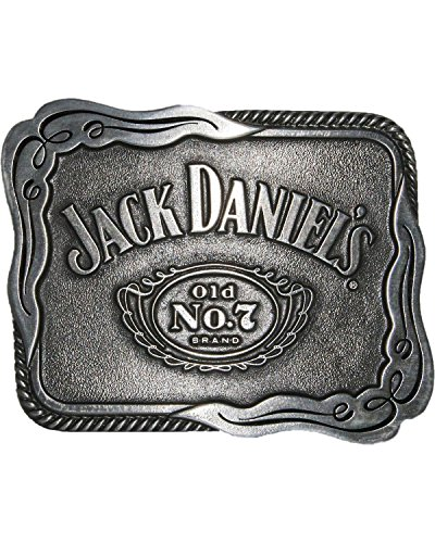 mens jack daniels belt buckle - 6