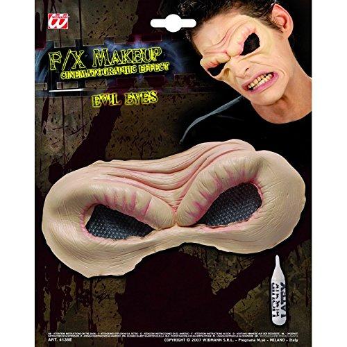 - Sfx Evil Eyes Accessory for Halloween Lucifer Satan Fancy Dress