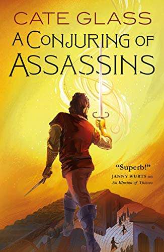 A Conjuring of Assassins (Chimera Book 2)