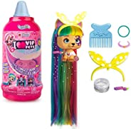 IMC Toys VIP Pets - Surprise Hair Reveal Doll - Series 1 Mousse Bottle