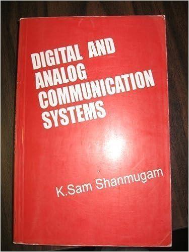Analog Communication Book Pdf
