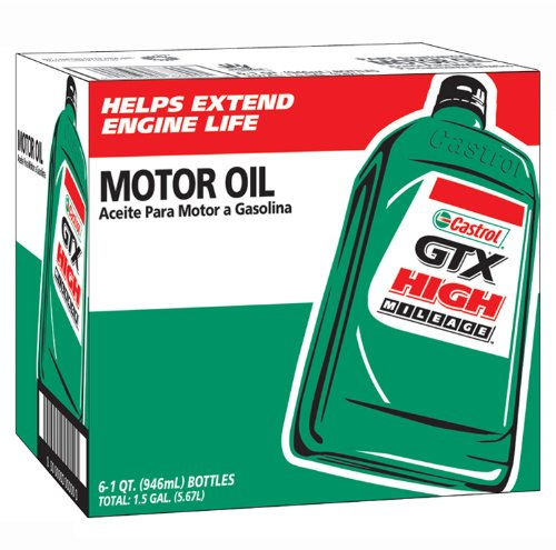 Buy motor oil for high mileage cars