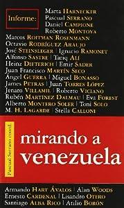 Paperback Mirando A Venezuela [Spanish] Book