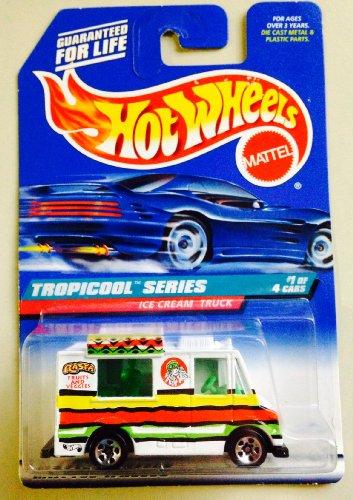 Hot Wheels Cream Truck Tropicool product image