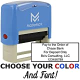 Custom Stamp - Self-Inking Stamp