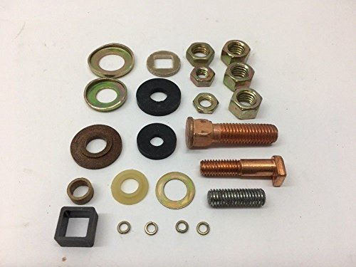 Prestolite Electric Electrical Engine Starter Parts Kit 90 2837 Gm Hmmwv Us M998