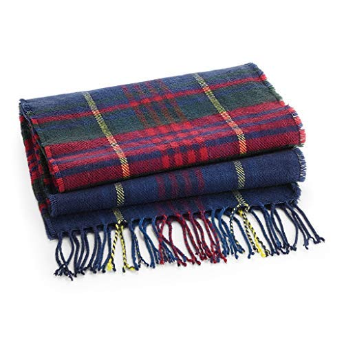 Makeover Plaid 60 Second Tart Scarf Limited Classic qSwC4waPx