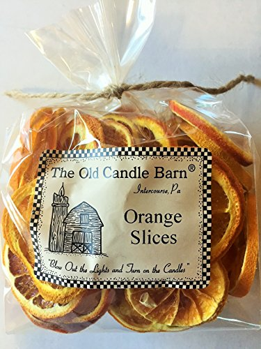 - Dried Orange Slices For Crafting, Potpourri, or Decorative Bowl Filler - 2 Cup Bag