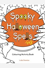 Spooky Halloween Spell(ing)s: Colouring/Activity Book Paperback
