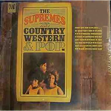 sing country, western & pop LP