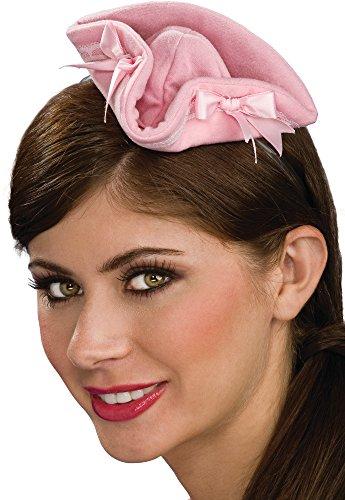 Rubie's Costume Co Pink Mini Pirate Hat
