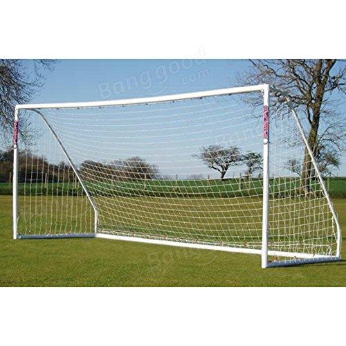 PhilMat Standard di 24x 8ft 7.3x2.4m calcio porta di calcio dopo rete internazionale