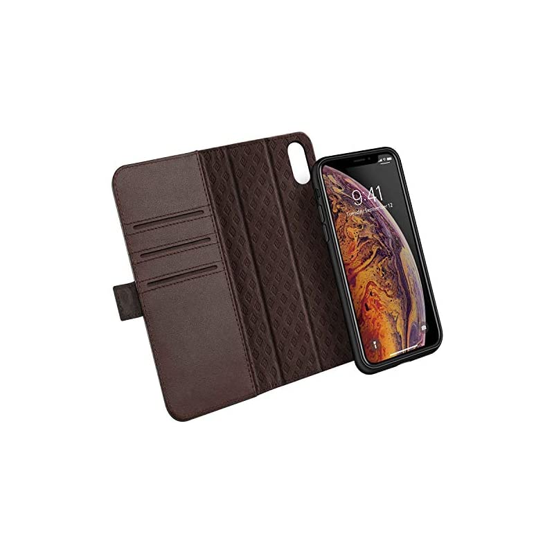 ZOVER Compatible iPhone Xs Max Case [2 i