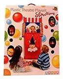 Slam International - 17195 - Marionnette et Théâtre - 4 Marionnettes + Théâtre en Plastique