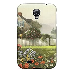Premium Galaxy S4 Case - Protective Skin - High Quality For Just A Quaint Little Cottage