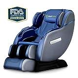 2018 New SL Track Robots Hands Zero Gravity Full Body Space-Saving Massage Chair Recliner, Foot...