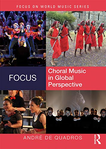 Focus: Choral Music in Global Perspective (Focus on for sale  Delivered anywhere in USA