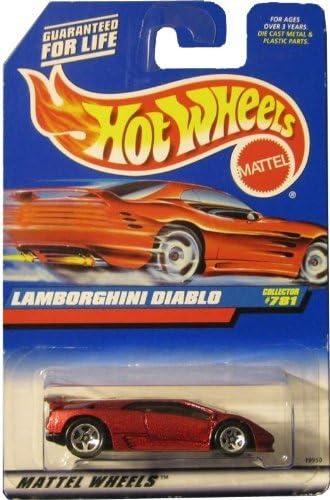 HOT WHEELS Lamborghini Diablo
