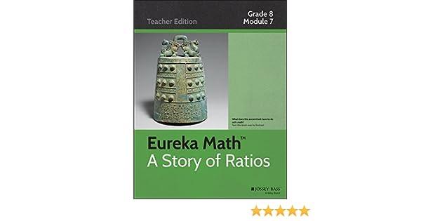 Eureka Math, A Story of Ratios: Grade 8, Module 7