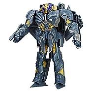 Transformers MV5 Turbo Changer Megatron Action Figure