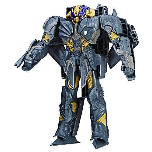 Transformers MV5 Turbo Changer Megatron Action Figure
