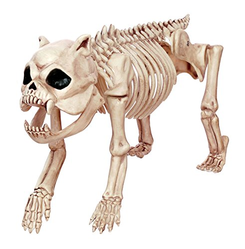 Crazy Bonez Skeleton Dog - Bonez The -