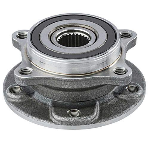 Prime Choice Auto Parts HB613350 Front Wheel Hub Bearing Assembly 5 Stud