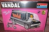 tom daniels model kits - Monogram 1/24 Vandal Plastic Model Kit