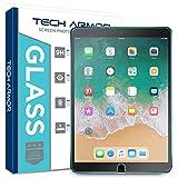 Apple iPad Pro 10.5-inch Protector de Pantalla de Vidrio Balistico Transparente HD - Proteja su pantalla de Rayones - Transparencia y Precision al Tocar la Pantalla del 99.99%