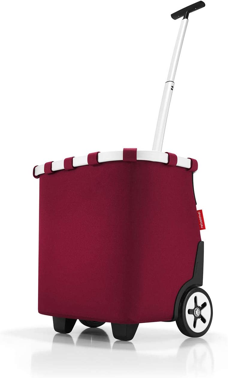 Reisenthel carrycruiser Dark Ruby Bolsa de Viaje 48 Centimeters 40 Rojo (Dark Ruby)