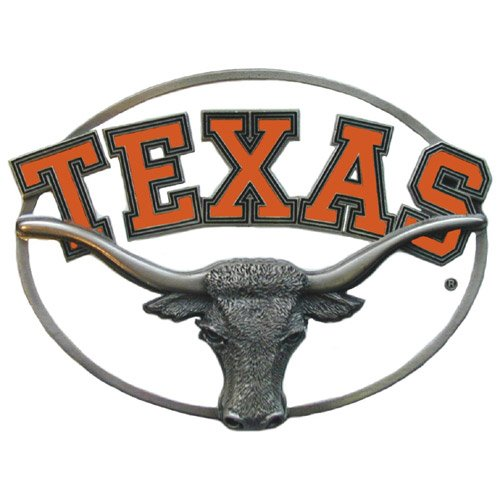 NCAA Texas Longhorns Sports Team Logo Hitch Cover Class III Wire Plugs Texas Longhorns Ncaa Hitch Cover