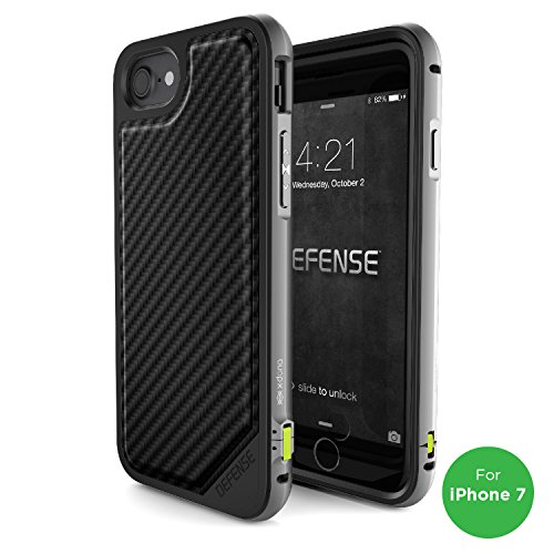 Cheap Cases iPhone 8 & iPhone 7 Case, X-Doria Defense Lux Series - Military..