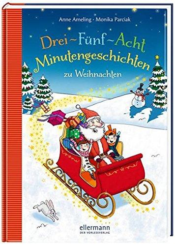 3-5-8 Minutengeschichten zu Weihnachten