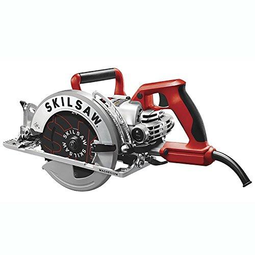 SKILSAW SPT77WML-01 15-Amp 7-1/4-Inch Lightweight Worm Drive Circular Saw Skill Saw Tools