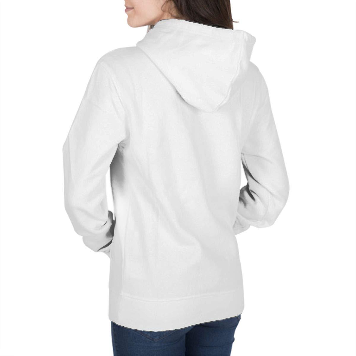 Yksth Hoodie Womens Athletic Queen-Band-Bohemian-Rhapsody White Shirts M