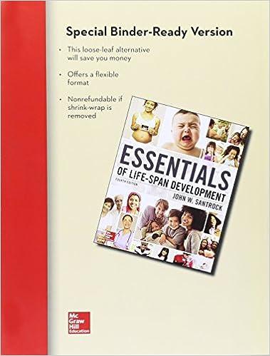 Essentials of life span development 4th edition santrock test bank.