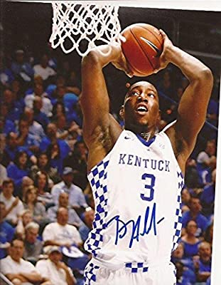 Edrice Bam Adebayo signed Kentucky Wildcats UK 8x10 photo autographed 4 - Autographed College Photos