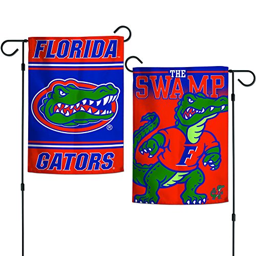 Elite Fan Shop Florida Gators Garden Flag 12.5