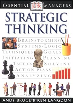Book Essential Managers: Strategic Thinking by Andy Bruce (2000-08-01)