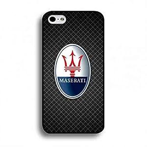 For iPhone 6Plus/iPhone 6SPlus Funda,Car Logo Phone Funda,Maserati Phone Funda