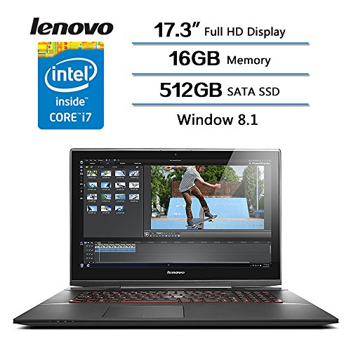 Lenovo Y70 Touch Memory Laptop Lenovo Y70 Touch Memory