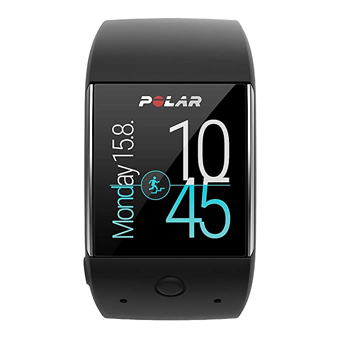 Amazon.com : Polar M600 Sport Watch Powered by Android Wear - One ...