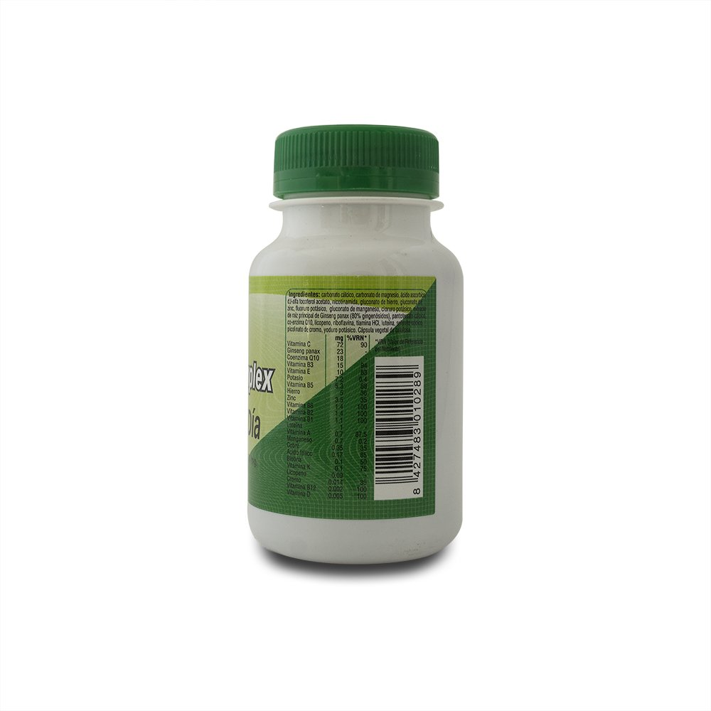 SOTYA - SOTYA Vitamin Complex 60 cápsulas 820 mg: Amazon.es: Salud y cuidado personal