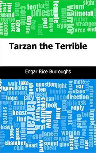 Tarzan the Terrible - Of Head Temple Part