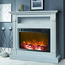 Indulge Yourself With An Electric Fireplace In Your Bedroom