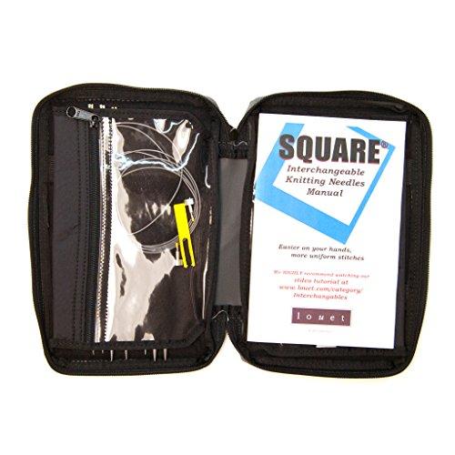 Kollage Square Interchangeable Needle Set by Kollage (Image #3)