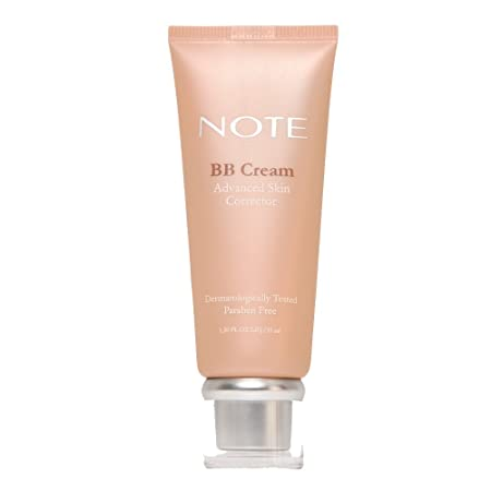 NOTE Cosmetics BB Cream, No.01, 3 Ounce