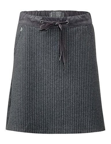 Para Mujer dark Falda Gris Cecil 20126 Silver 6w51EAgq