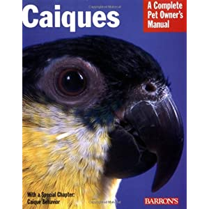 Caiques (Complete Pet Owner's Manual) 23